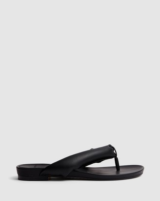 cherrichella - Women's Black All thongs - Breeze Sandals - Size One Size, 36 at The Iconic
