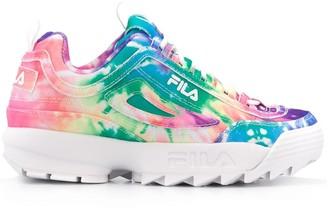 Fila Disruptor 2 Tie Dye sneakers