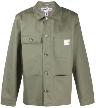 A.P.C. utility pocket jacket
