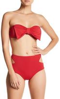 Cabana Anna Santorini High Waist Seamless Bikini Bottom