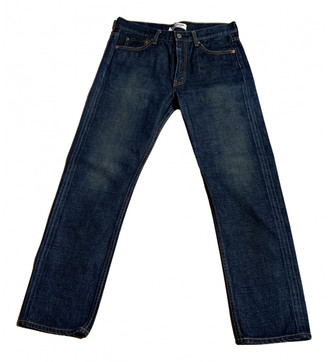 Junya Watanabe Blue Denim - Jeans Jeans