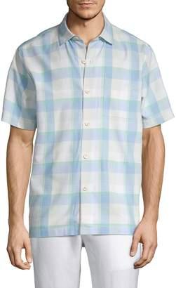 Tommy Bahama Poza Rica Plaid Shirt