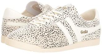 Gola Bullet Cheetah (Off-White) Women's Shoes