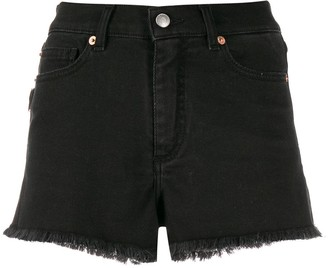 Zadig & Voltaire Storm denim shorts