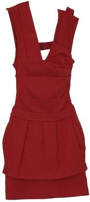 Preen Red Dress for Women