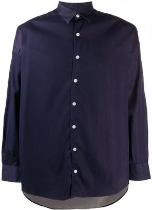 Costumein Pointed-Collar Shirt