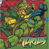 Party America Teenage Mutant Ninja Turtles Lunch Napkins, 16ct