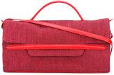Zanellato flap shoulder bag - women - Canvas - One Size