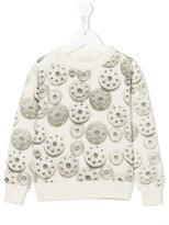 Etiket - Prag Papyrus sweatshirt - kids - Cotton - 6 yrs