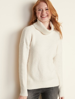 Old Navy Slouchy Turtleneck Sweater for Women