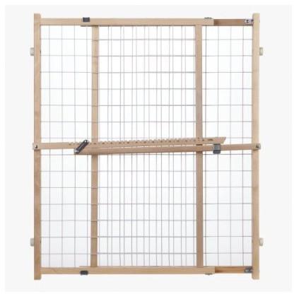 North States Wide Wire Mesh Gate