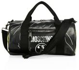 Moschino Leather Duffel Bag