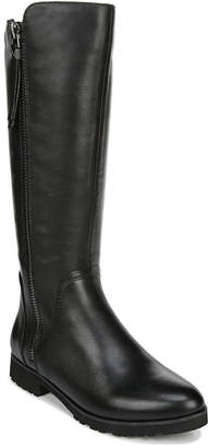 Naturalizer Gael Wide Calf Mid Shaft Boots Women Shoes