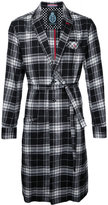 GUILD PRIME plaid coat - men - Cotton - 1