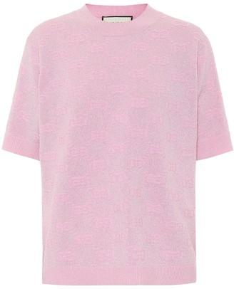 Gucci GG wool-blend sweater