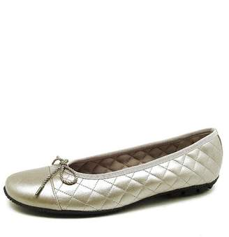Paul Mayer Champagne Quilted Flat