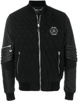 Philipp Plein Chomai bomber jacket