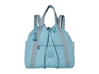 Kipling Art Medium Tote Backpack
