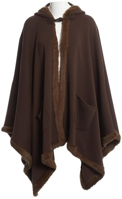 N. Non Signé / Unsigned Non Signe / Unsigned \N Brown Wool Coats