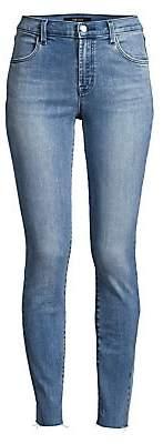 J Brand Women's Maria High-Rise Skinny Jeans