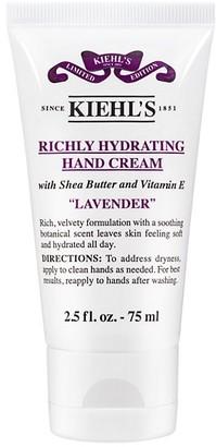 Kiehl's Lavender Scented Hand Cream