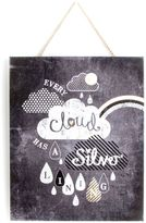 Graham & Brown Every Cloud Printed Canvas Wall Art