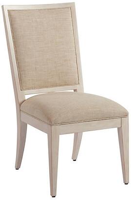 Barclay Butera Eastbluff Side Chair - Sand Ivory