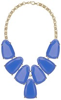 Kendra Scott Harlow Statement Necklace in Periwinkle