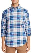 Vineyard Vines Harbor Watch Plaid Regular Fit Button-Down Shirt