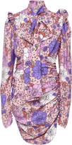Magda Butrym Kartagena Silk Dress