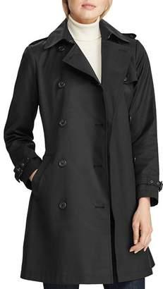 Ralph Lauren Double-Breasted Trench Coat