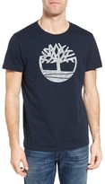 Timberland Men's Kennebec River Tree Graphic T-Shirt