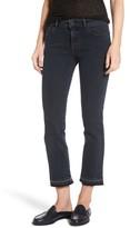 DL1961 Women's Mara Ankle Snap Straight Leg Jeans