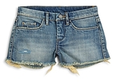 Blank NYC Blanknyc Girls' Cut Off Denim Shorts - Big Kid