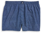 Nautica Dotted Cotton Boxers