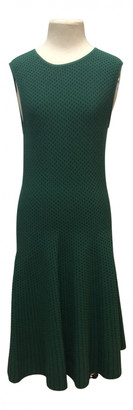 Opening Ceremony Green Viscose Dresses