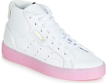 new product ff6ab 86f2e White Adidas High Tops - ShopStyle UK