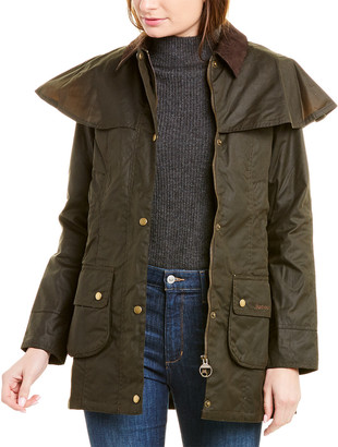 Barbour Dipton Waxed Jacket