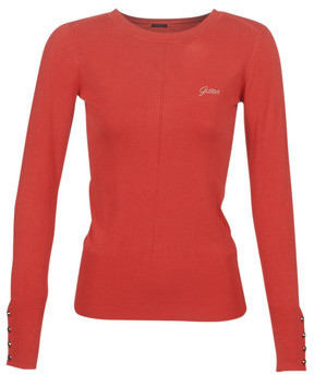 GUESS NIVES women's Sweater in Red