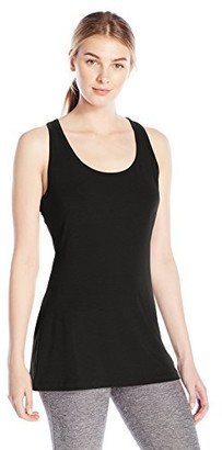 Yummie by Heather Thomson Women's Karlina Long Cover Up Tank