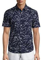 Michael Kors Palm Slim Sportshirt