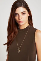 BCBGeneration Blessed Long Necklace - Gold