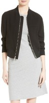 Theory Women's Daryette B Elevate Crepe Jacket