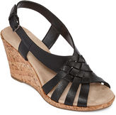 ST. JOHN'S BAY St. Johns Bay Questa Womens Wedge