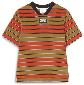 Burberry Kids Stripe T-Shirt (3-12 Years)