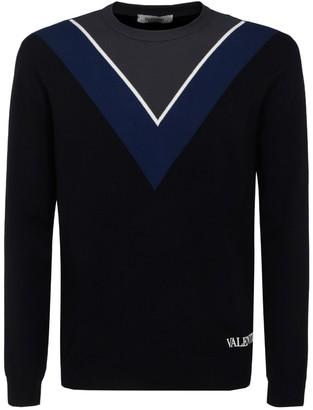 Valentino Pap C-neck Knit