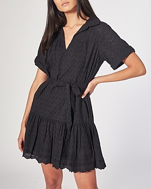 Joie Jensie Fit-and-Flare Dress