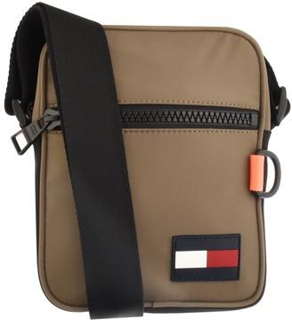 Tommy Hilfiger Mini Reporter Shoulder Bag Khaki