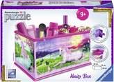 Ravensburger Unicorn Storage Box 216 Piece 3D Puzzle
