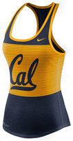 Nike Women's California Golden Bears Dri-Blend Mesh Tank Top